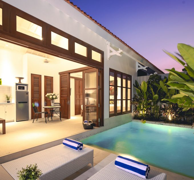 Amazing Affordable Luxury Pool Villas